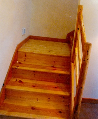 compact house stairs